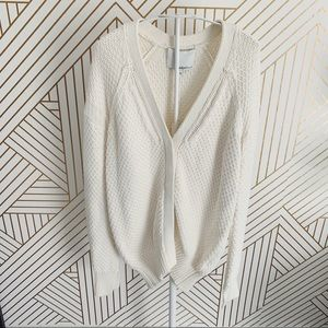 3.1 Phillip Lim Ladder Stitch Cardigan